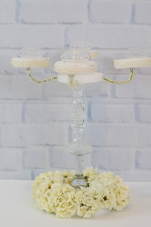 Candelabra DIY Centerpiece To Accentuate Your Wedding
