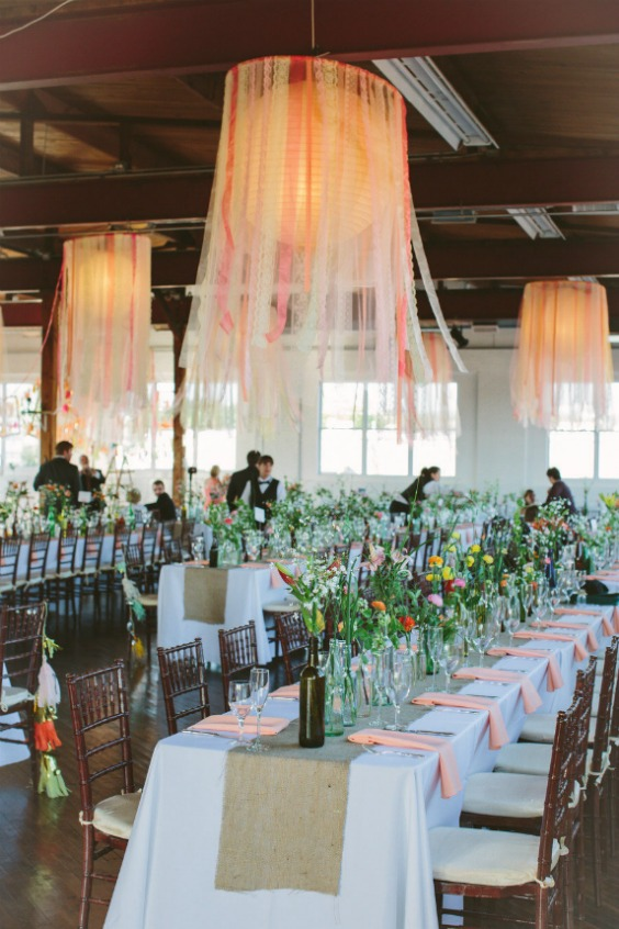 26 Must-See Wedding Chandeliers You Could Totally DIY with ...