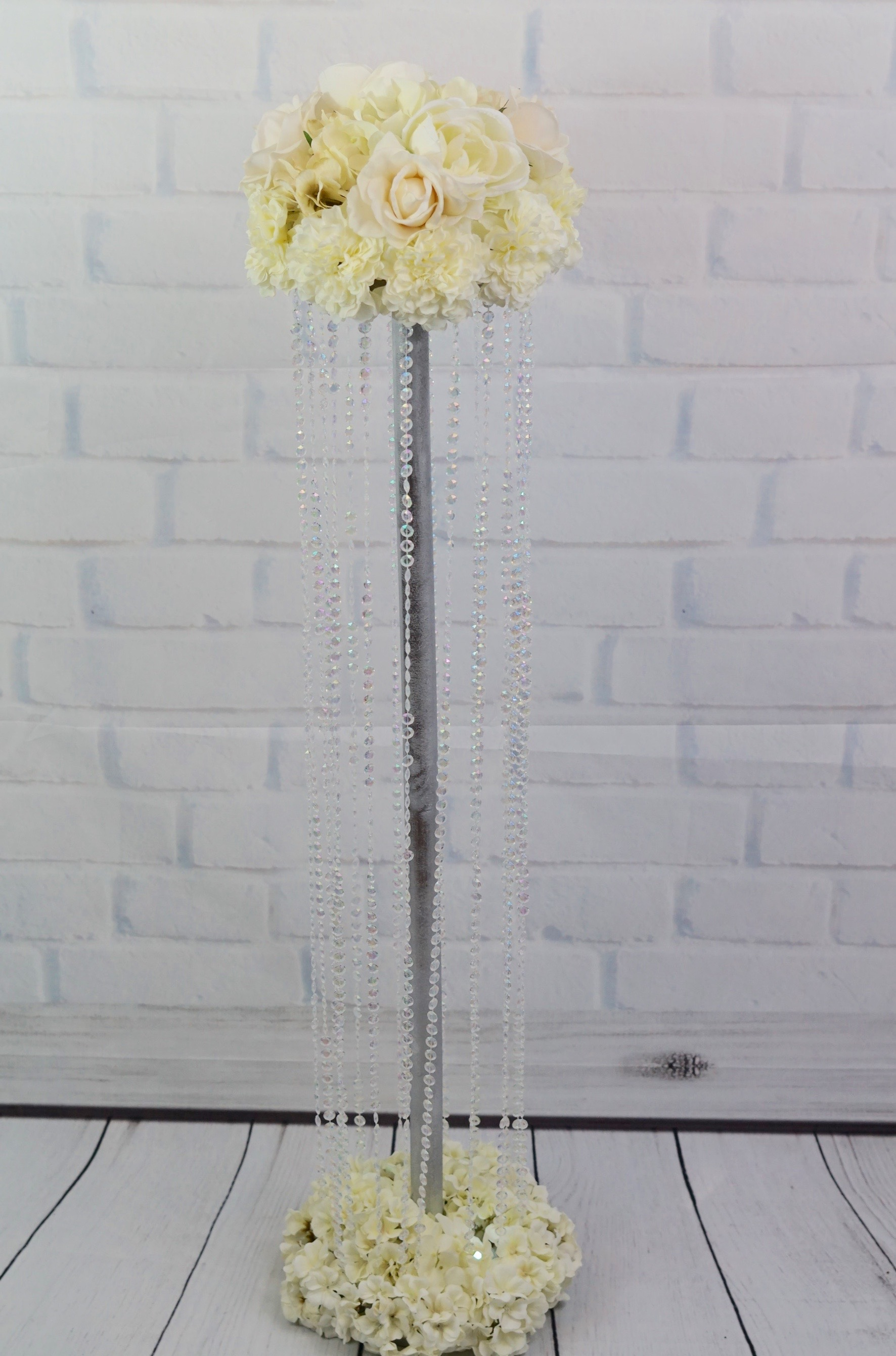 How To Make Diy Lighted Wedding Columns.Diy Inexpensive Wedding Aisle Pillars That Look Like A