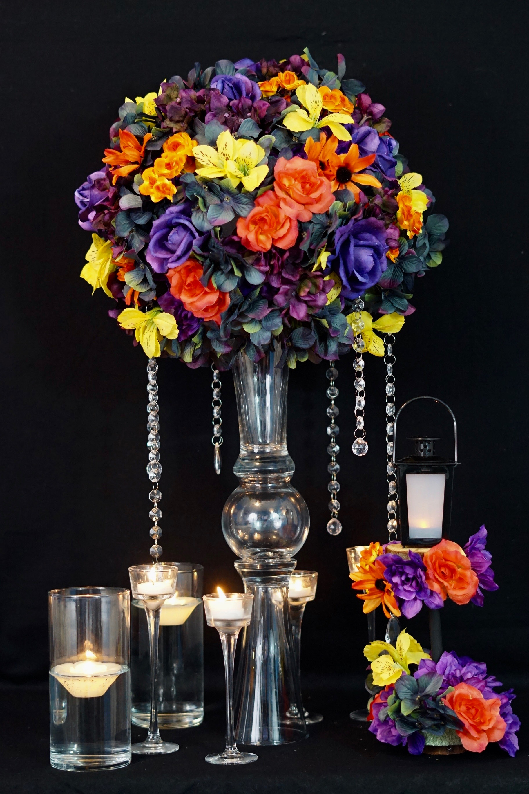 Wedding Centerpiece on a Budget