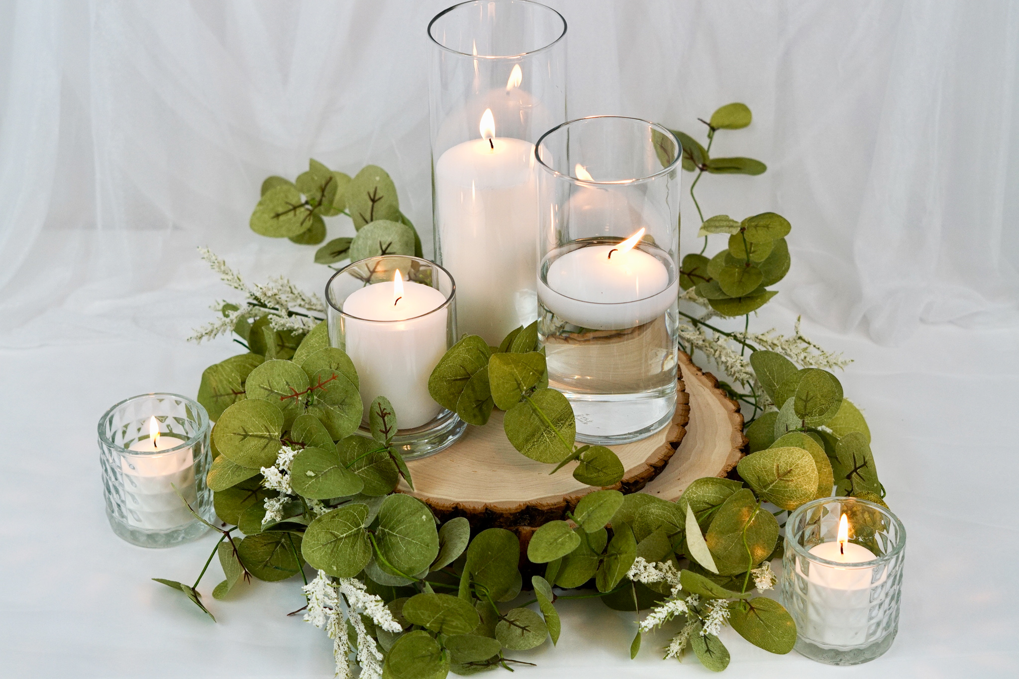 Amazing Diy Wedding Centerpieces Using 1 Dollar Tree Vases